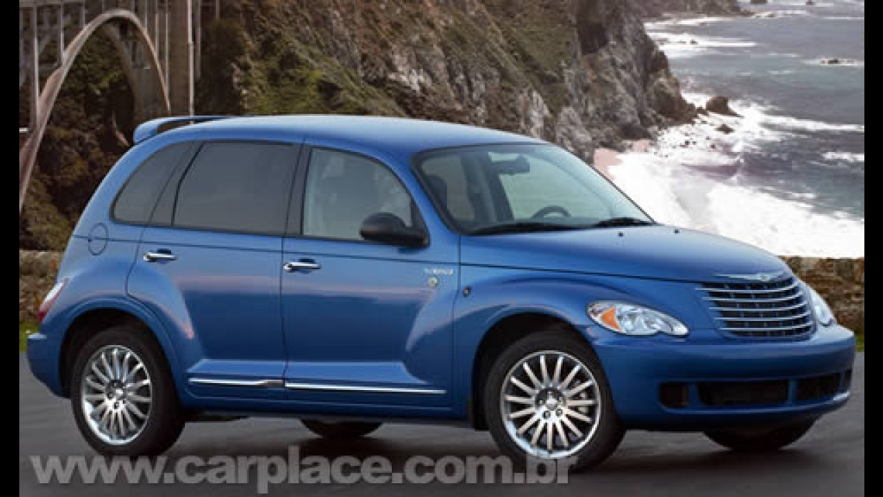 Presidente da Chrysler diz que marca vai parar de fabricar o PT Cruiser este ano