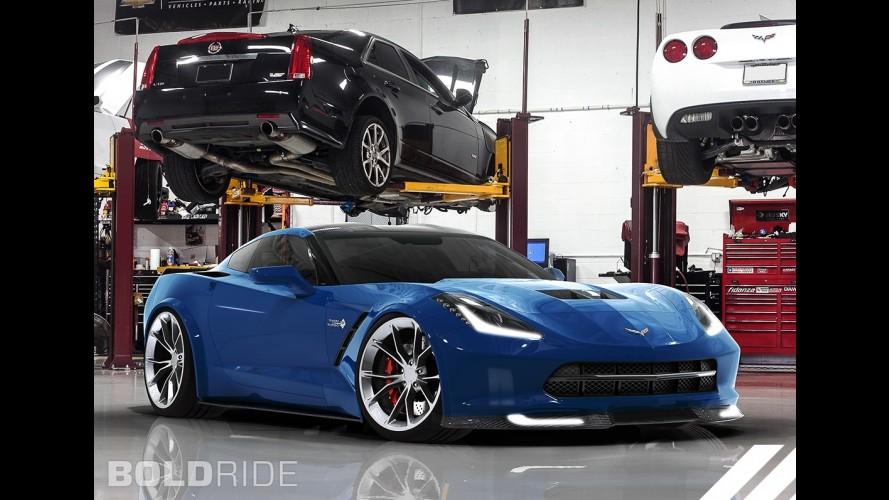 Redline Motorsports Chevrolet Corvette Stingray Adrenaline Rush