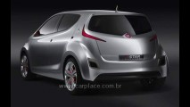 Suzuki divulga imagens do seu novo compacto mundial A-Star