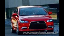 Salão de Genebra 2008: Vazam imagens oficiais do novo Mitsubishi Prototype-S