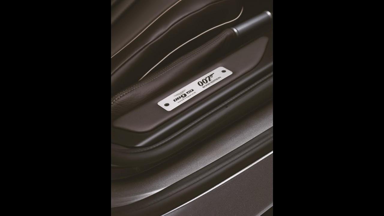 Aston Martin'den DB9 GT'ye 50. Yıl Şerefine James Bond Versiyonu