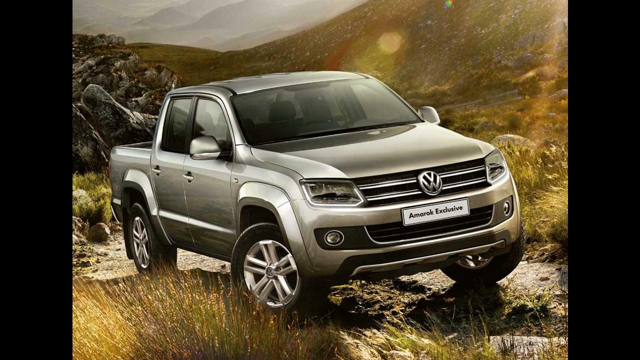 Volkswagen Amarok Exclusive'in Türkiye Satışına Başlandı