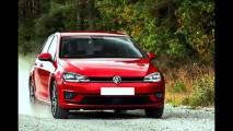 Golf reestilizado estreia em 2016 com painel digital e condução autônoma