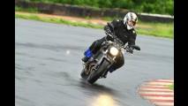 Flagra! Yamaha está preparando versão Tracer da MT-07