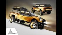 Ford terá versões preparadas de Mustang, F-150 e Fusion no SEMA Show