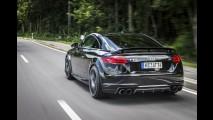 Novo Audi TTS preparado pela ABT chega a 390 cv de potência