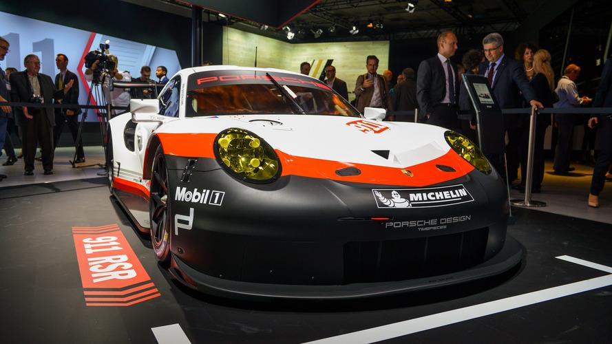 Porsche 911 RSR em Los Angeles