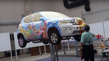 Renault Kwid Art Car