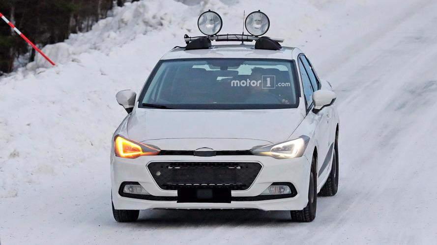 SEAT Ibiza, Hyundai i20 montuyla soğuk hava testinde
