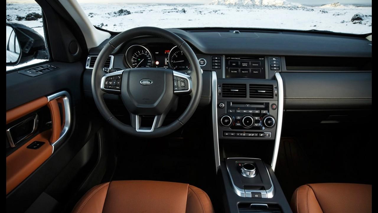 Nacional em 2016, Discovery Sport ganha novo motor 2.0 diesel