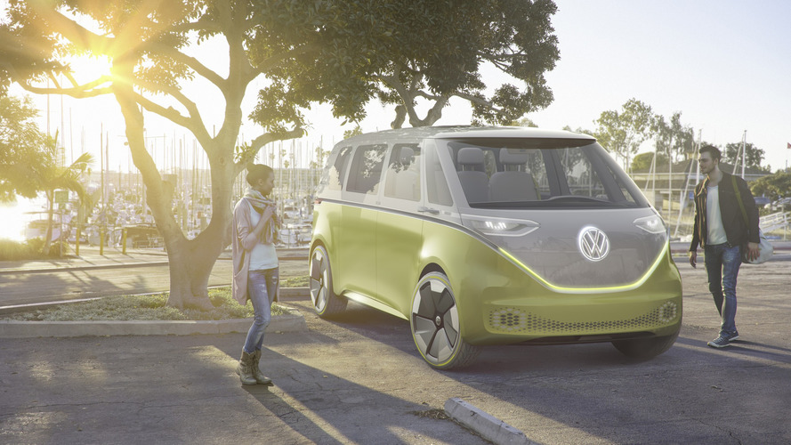 VW Forced To Launch 3 ZEVs In California By 2019, Including 1 SUV