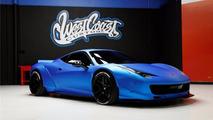 Sorry, Beliebers - pop star's custom Ferrari sells at auction