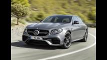 Mercedes E63 AMG: nova geração do sedã esportivo chega aos 612 cv no V8 biturbo