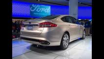 Renovado, Ford Fusion 2017 estreia no Brasil em setembro