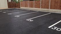 U.K. car park