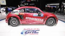 VW Beetle GRC: Detroit 2017