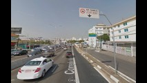 Dirigir na faixa de ônibus agora é infração gravíssima; veículo pode ser apreendido