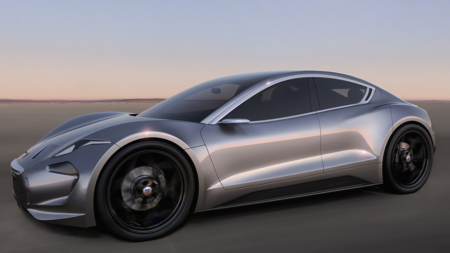 Fisker introduces EMotion, promises 644 km electric range