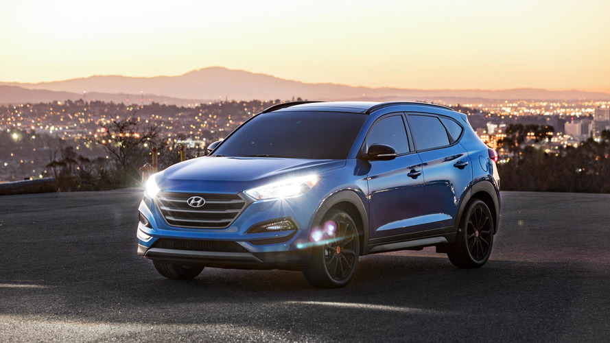 2017 Hyundai Tucson Night Edition