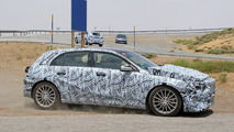 2018 Mercedes A-Class spy photo