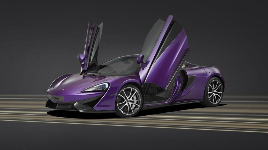 McLaren Special Operations previews a one-off 570S for Pebble Beach