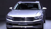 VW Phideon debut in Geneva