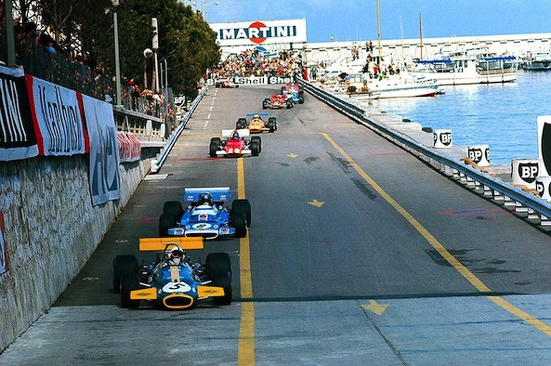 Monaco F1 Track Is One Massive Showroom On A Regular Day
