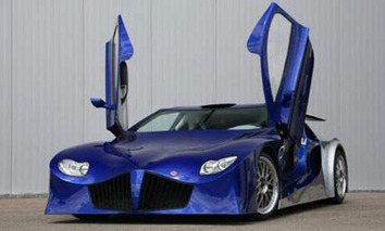 Weber FasterOne is a Fresh Face in the Supercar Realm
