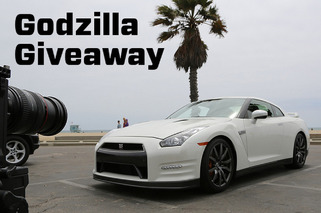 eBay Motors Giving Away 2013 Nissan GT-R