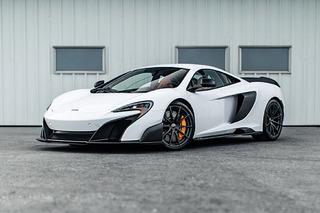 Drake's Newest Car is a Rare McLaren 675LT