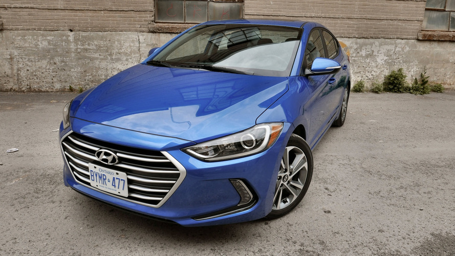 Review: 2017 Hyundai Elantra