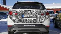 BMW X1 Plug-in Hybrid spy photos