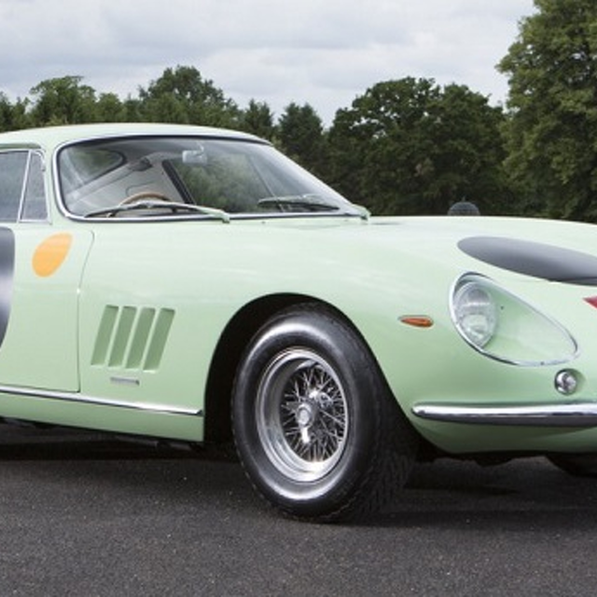 "The New ""Top Gear"" Host is Selling Cars at Goodwood"