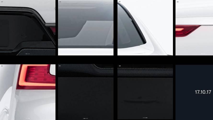 Megjöttek az első képkockák a Polestar új autójáról