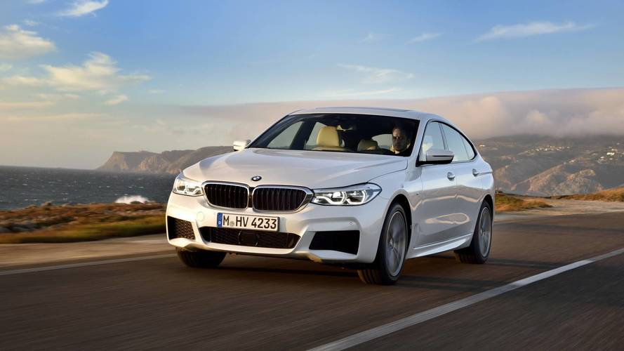BMW 6 Series Gran Turismo Gets Entry-Level 620d Version In Europe