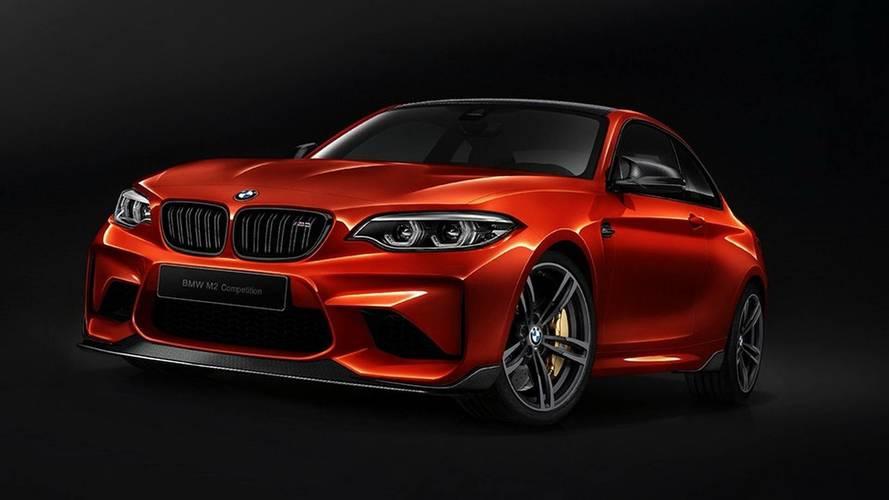 La BMW M2 Competition présentée le mois prochain ?