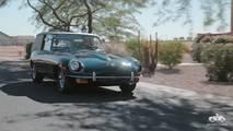Jaguar Type E Corbillard