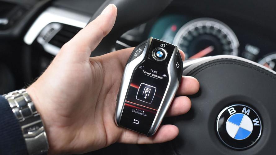 A BMW szerint feleslegessé válnak a hagyományos slusszkulcsok