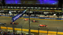 Vettel bazen aracın arkasının nerede olduğunu unutuyor