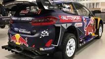 Ford Fiesta WRC Autosport International