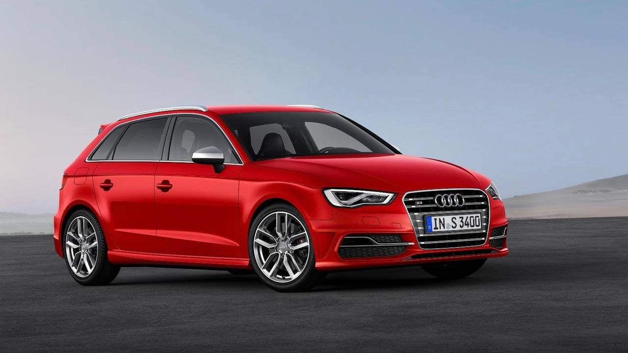 8 - Audi S3 : 310 ch