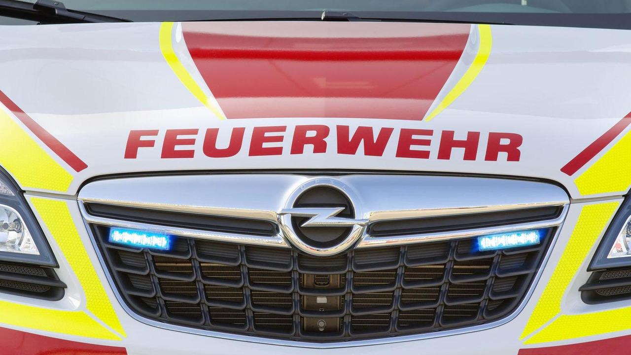 Opel Mokka emergency vehicle