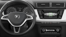Skoda Fabia owners can now customize their dashboard with pictures