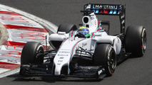 Felipe Massa (BRA) Williams FW36. 26.07.2014. Formula 1 World Championship, Rd 11, Hungarian Grand Prix, Budapest / XPB