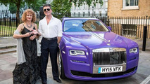 Rolls-Royce Ghost Series II for Together for Short Lives
