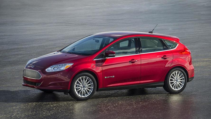 2017 Ford Focus Electric, 33.5 kWh bataryayla geliyor
