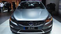 Volvo S60 Cross Country at 2015 NAIAS
