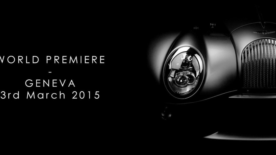 Morgan teases a new model for Geneva