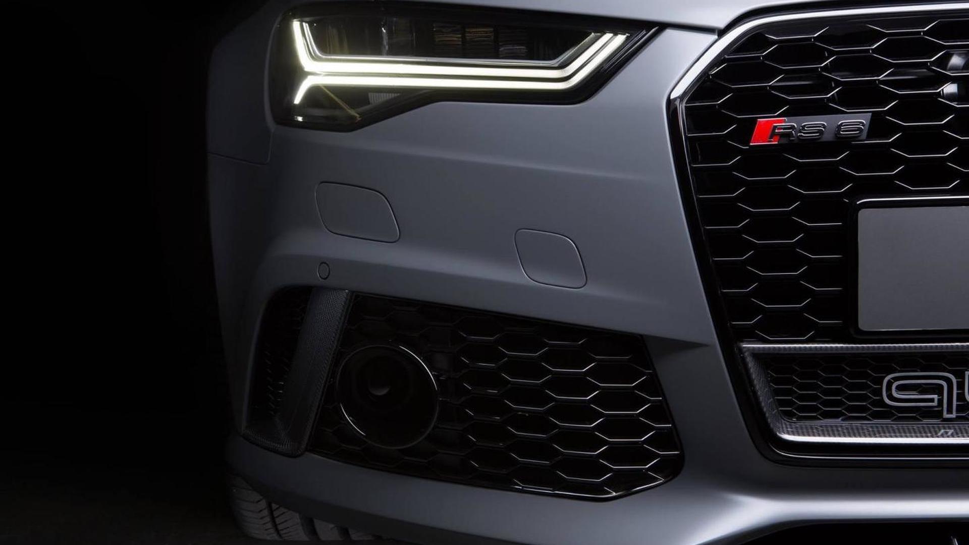Единственная Audi RS6 Avant от Audi Exclusive