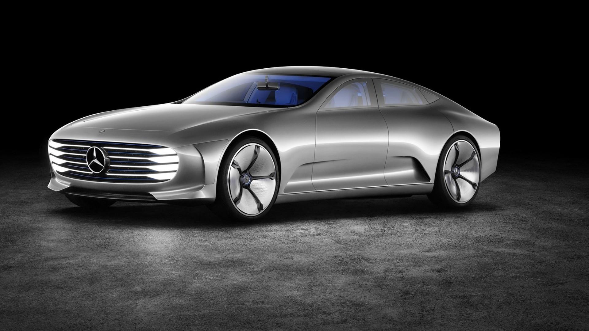 Mercedes\' EV range to target ultra-low drag coefficient via active ...